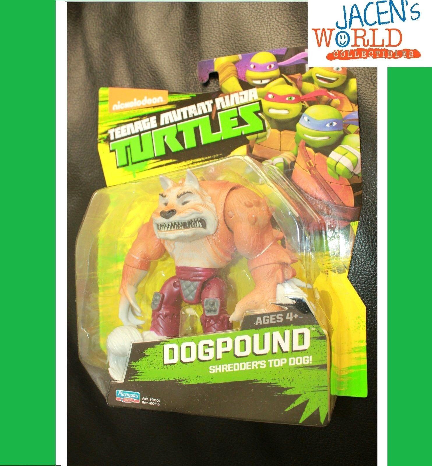 Dogpound Figure    TMNT Teenage Mutant Ninja Turtles Shredder's Top Dog