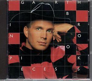 GARTH-BROOKS-In-Pieces-CD-Album-1993-10-Great-Tracks