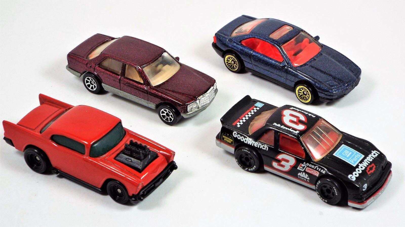 1968-2001 Diecast Lot HOT WHEELS, MATCHBOX, BUDDY BUDDY BUDDY L, MAISTO, LESNEY - Red Baron 4317d3