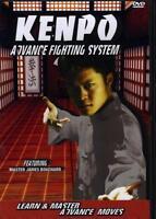 Kenpo Advance Fighting System Karate Martial Arts Dvd Self Defense Instruction