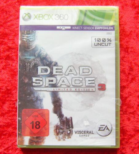 1 von 1 - Dead Space 3 Limited Edition 100% uncut, USK 18, XBox 360 Spiel Neu, deutsche V.