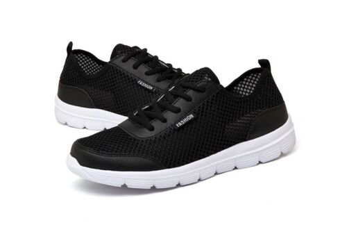 Unisex Comfortable Breathable Outdoor Sport Light Athletic Training Run Sneakers