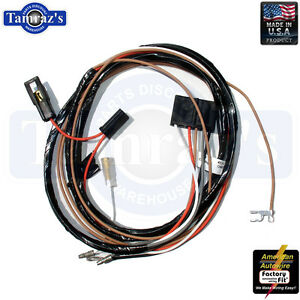 64 65 cutlass console extension wiring harness manual ebay