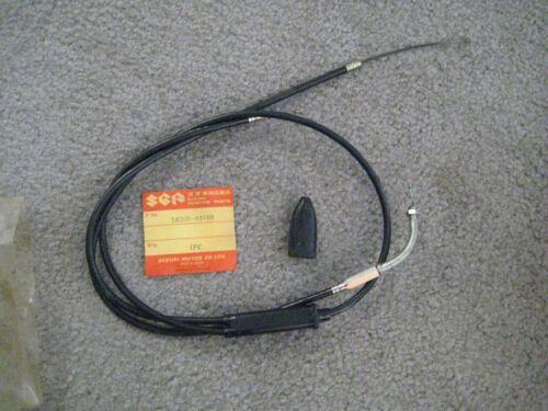 SUZUKI AS50 THROTTLE CABLE 1969 NOS!