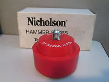 "REPLACEMENT SOFT FACE HAMMER TIP 3"" MEDIUM"