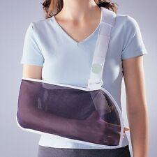 Breathable Mesh Shoulder Arm Sling Arm Fractures Surgery Broken Wrist Support