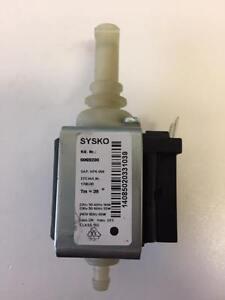// B376 Umrüstkit Wasserpumpe Sysko SAP .HP4 auf altes funktionierendes System