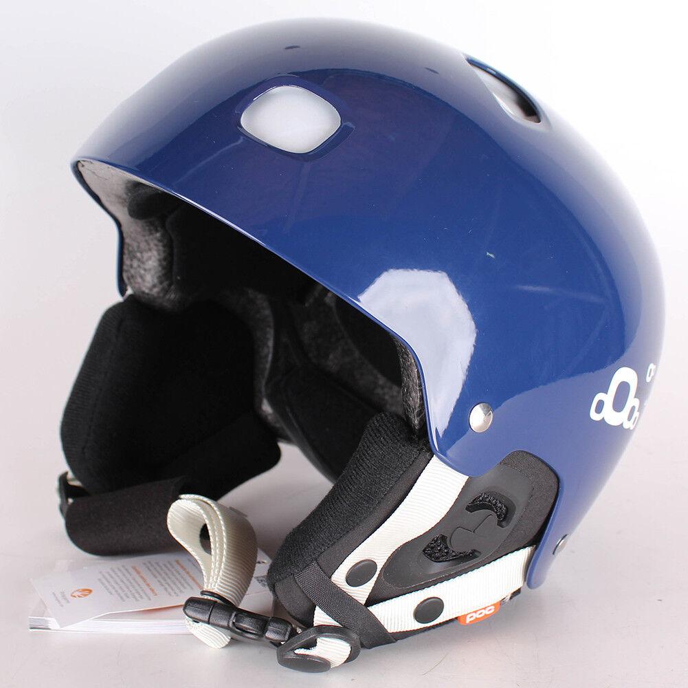Poc Unisex Adult Ski Helmet Receptor Bug, XS-S (51-54cm), Lead bluee