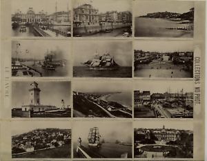 N-D-France-Le-Havre-Vintage-albumen-print-France-Tirage-albumine-21x27
