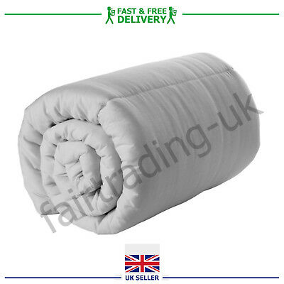 New Soft Luxury Hollowfibre Duvet Anti-Allergenic All Togs All Sizes Available