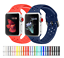For-Apple-Watch-Series-5-4-3-2-1-Waterproof-Silicone-Sports-Band-Strap miniatura 3