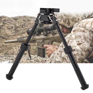 V8 Atlas Style Bipod 360-degree Adjustable Legs Precision Bipod For hunt rifle