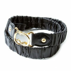 miumiu-Leather-Rubber-Belt-Size-85-34-K-41564