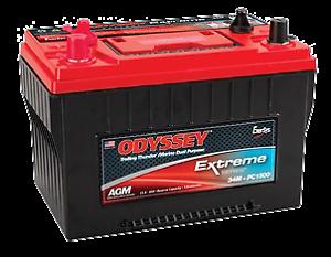 Odyssey 34M-PC1500 Extreme Series High Power AGM Battery 12V 68AH