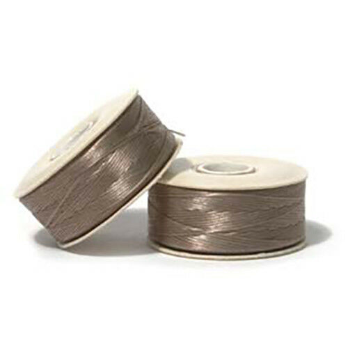 Nymo Beading Thread Taille D superlon Noir Blanc 21 couleurs au choix
