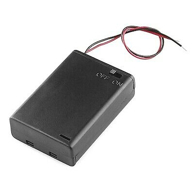 3xAA Battery Case with Switch