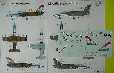 1//48 /_ 2 x German Luftwaffe Kopro Decals