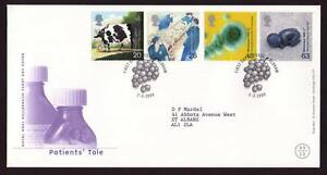 29019-UK-1999-FDC-Millennium-Health-4v
