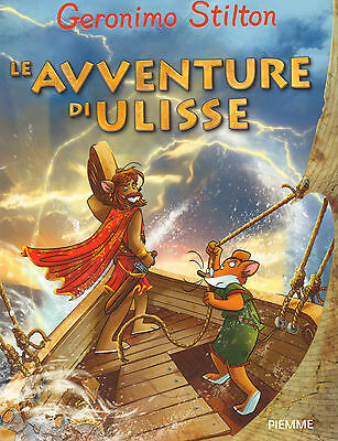 Die Abenteuer Di Odysseus - Geronimo Stilton - Piemme
