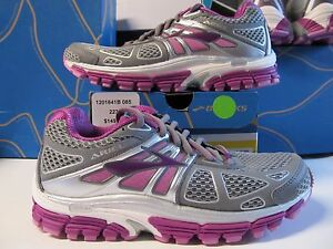 d16b284847e6d NEW Womens Brooks Ariel 14 Pearl Pink Purple Silver 7 Running ...