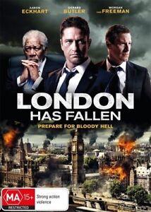 London-Has-Fallen-DVD-NEW-Region-4-Australia