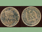 2 centimes NAPOLEON III 1861 A ( 2 )