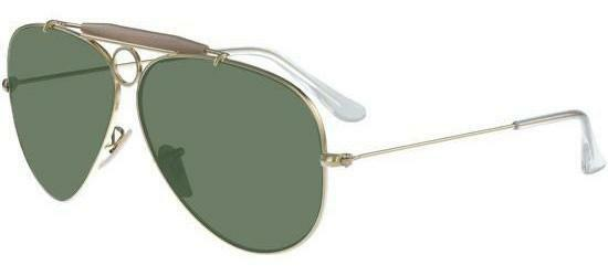 a75cda9870d Sunglasses Ray-Ban Shooter - Rb3138 001 62