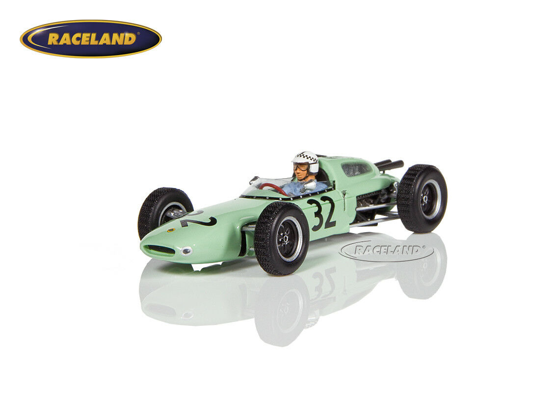 Lotus 24 Climax v8 f1 UDT  16 ° GP Angleterre 1962 Innes Ireland, SPARK 1 43, s4270  nouvelle marque