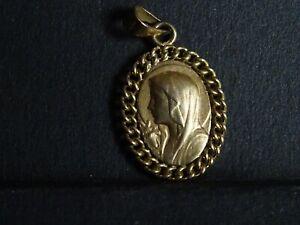 ancienne-medaille-religieuse-Virgin-Mary-2-x-1-3-cm-MR-0957