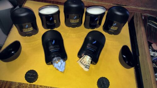 AXE Deodorant DIVERSION STASH CAN-STORAGE-SECRET HIDDEN COMPARTMENT SAFE!!