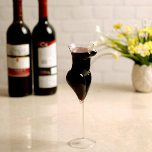 Nu Verre Bar Tasse Verre Vin Vodka Alcool Shot Cup Whiskey verrerie drinkare