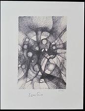Yoko Ono/Margaret Atwood asesino ciego libro raro conjunto de impresión firmada &! 1 de 85