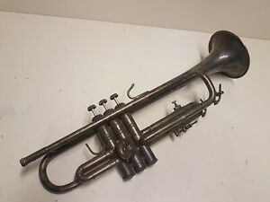 1994-BACH-OMEGA-TROMPETE-TRUMPET-SILVER-PLATED-made-in-USA