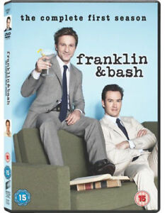 Franklin-amp-Bash-Stagione-1-DVD-Nuovo-DVD-CDRP15429