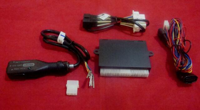 Rostra 2501847 Cruise Control Kit 2008-2014 Ford E 150 w 6 Pin Accelerator Plug