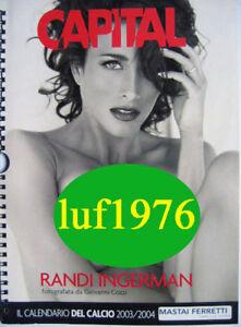 Calendario Randi Ingerman.Details About Calendar Sexy Randi Ingerman Nude Calendar 2003 04 Show Original Title
