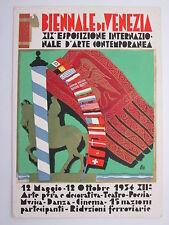ESPOSIZIONE VENEZIA-BIENNALE-19^ BIENNALE-1934-V6B-S39790