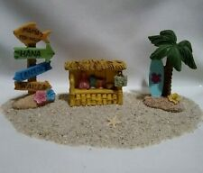 Miniature Garden Kit Retirement 3 pc Gift Boxed GI 700309 NO CLOCKS ALLOWED