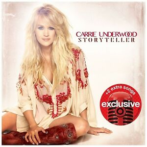 Carrie-Underwood-Storyteller-Target-Exclusive-NEW-2-Bonus-Tracks