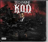 Cd Album Digipack--tech N9ne--kod / K.o.d.--2009--neuf