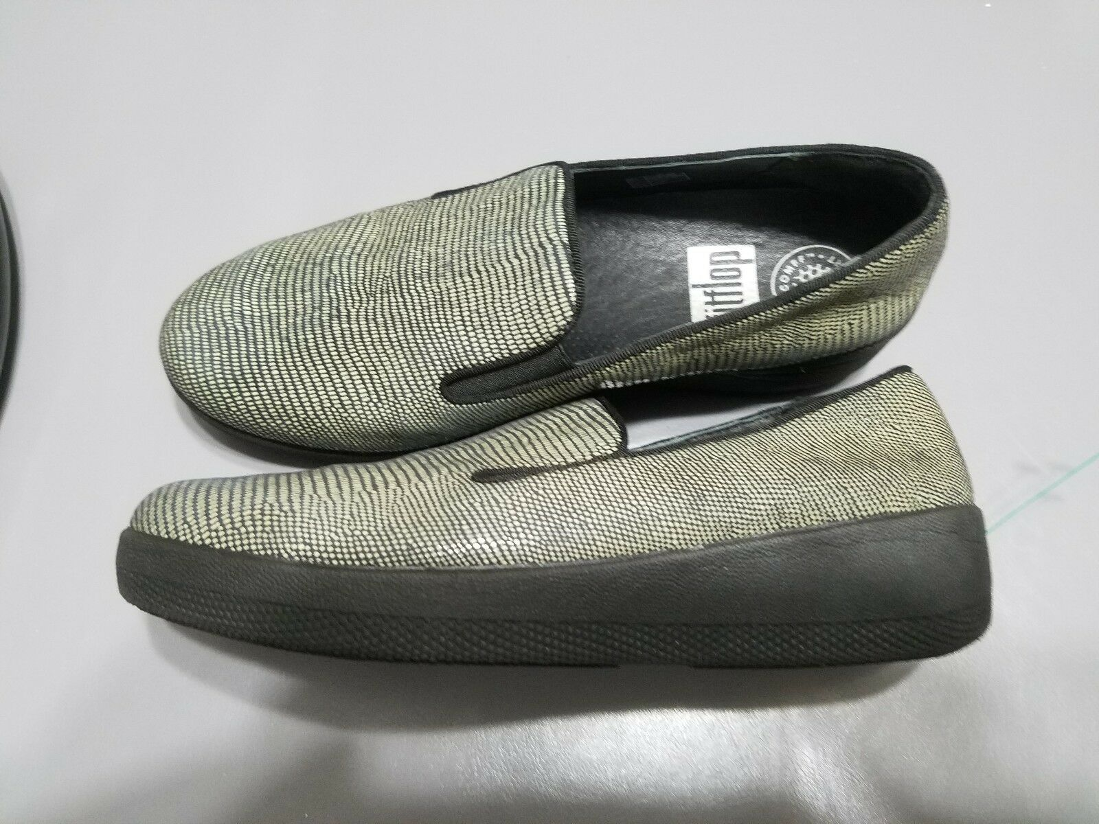 fitflop 5M sunshade shoe excellent condition  5M fitflop 842cfd