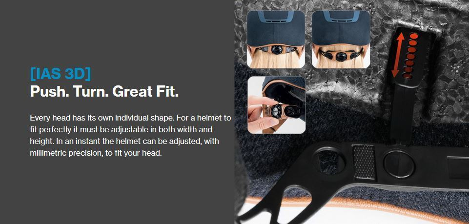 Uvex Casco De Equitación exxential Glamour Ajustable Ajustable Ajustable Sombrero Antracita kitevg 1 XXS-L 7495de