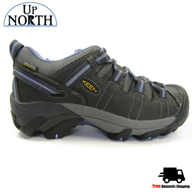 0637a7f50b74 Keen Womens Targhee II Hiking Shoes WP Magnet Periwinkle NEW! FREE SHIPPING!