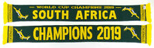 South Africa Springboks Rugby World Champions 2019 Scarf