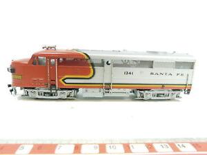 Bd253-1-FLEISCHMANN-h0-dc-Americain-USA-Diesel-Locomotive-SANTA-FE-1341