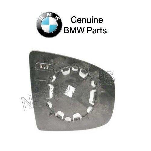 For BMW E70 E71 X5 X6 07-14 Driver Left Door Mirror Glass Genuine 51167298161