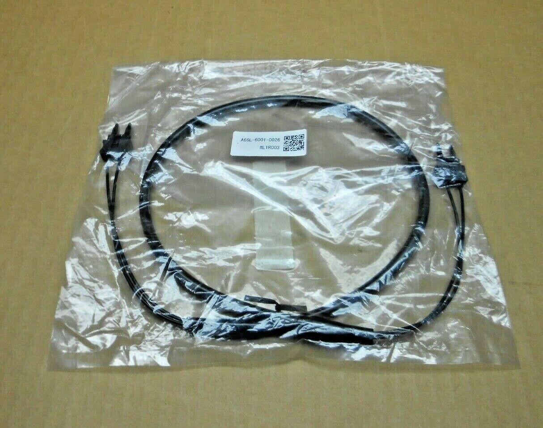 FANUC A66L-6001-0026#L15R03 15 meter fiber optic cable 49ft