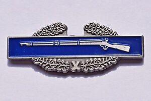 Combat-Infantry-Badge-Pin-CIB-Hat-pin-or-Lapel-pin-Veteran-pin-Military-Pin