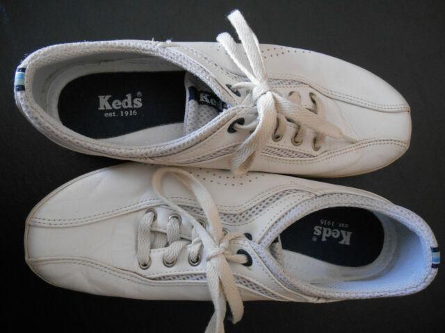Keds Spirit Womens Walking Shoes White