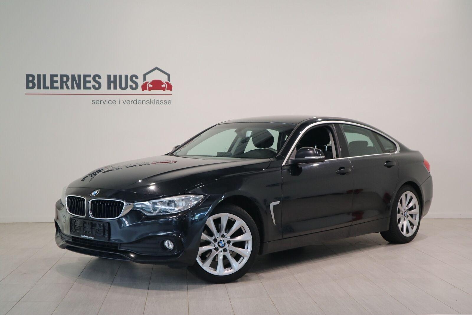 BMW 420d Billede 1